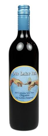 Our Daily Red Table Wine
